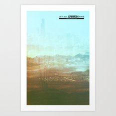 Let All Creation Sing Art Print