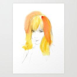 Tasuku Art Print