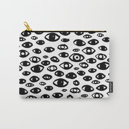 Eye See You   Modern Dream Pattern Carry-All Pouch