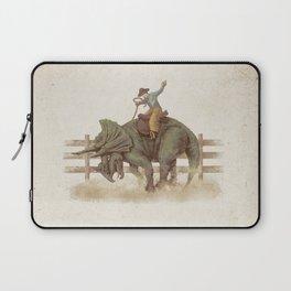 Dino Rodeo  Laptop Sleeve