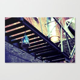 Chinatown Wind Chimes Canvas Print