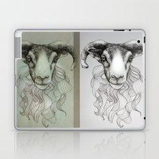 sheeps heid Laptop & iPad Skin