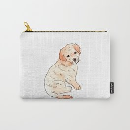 Copper Puppy Carry-All Pouch