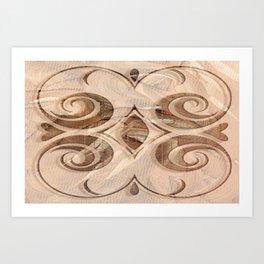 Haumea Art Print