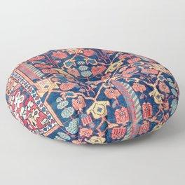 Bakhtiari Western Persian  Rug Print Floor Pillow