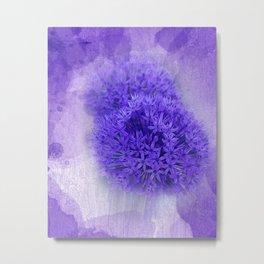 dreaming lilac -7- Metal Print