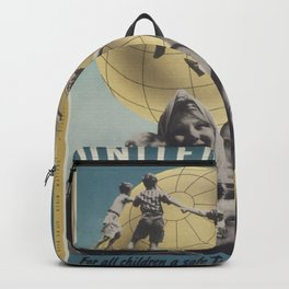 Vintage poster - United Nations Backpack