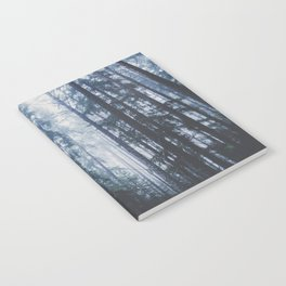 The mighty pines Notebook
