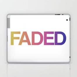Faded Laptop & iPad Skin