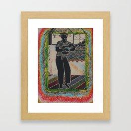 Irie Reggae 1 Framed Art Print