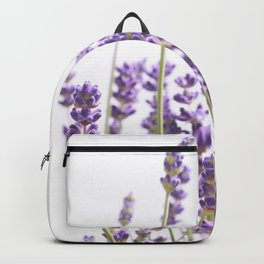 Purple Lavender #1 #decor #art #society6 Backpack