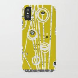 Mustard Meadow iPhone Case