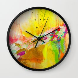 Call Me When You Can Wall Clock