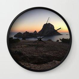 Ibiza, Es Vedrá Wall Clock
