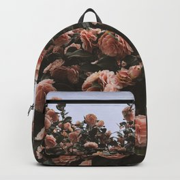 Blooming fields Botanical Flower Photography Backpack