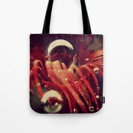 Secret Garden under Water Tote Bag