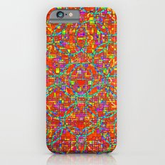 Verre Colore Pattern Slim Case iPhone 6s