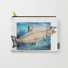 King Salmon Carry-All Pouch