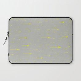 Speedy Arrows Laptop Sleeve