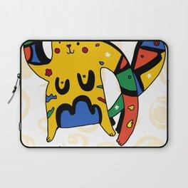 Joan Miro's Cat Laptop Sleeve