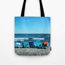 Rye Beach Tote Bag