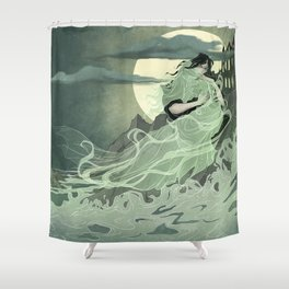 Anabelle Lee Shower Curtain