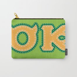 Monster University Fraternity : Oozma Kappa Carry-All Pouch
