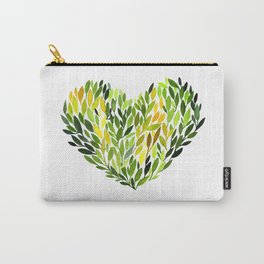 Green at heart Carry-All Pouch