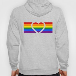 Love is love.  Hoody