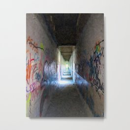 Exit from Reality Metal Print