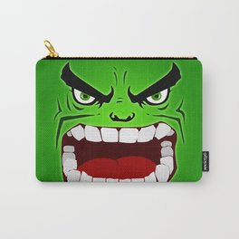 Green Hulk Angry Carry-All Pouch