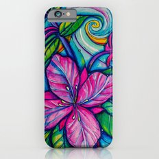 She's a wildflower iPhone 6 Slim Case