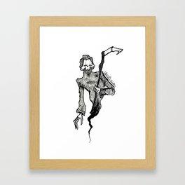 see you soon Framed Art Print