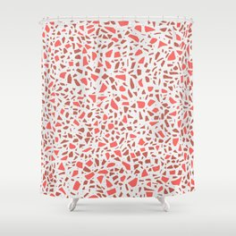 Terrazzo AFE_T2019_S12_6 Shower Curtain