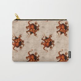Here There Be Monsters Carry-All Pouch