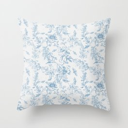 Morris. Throw Pillow