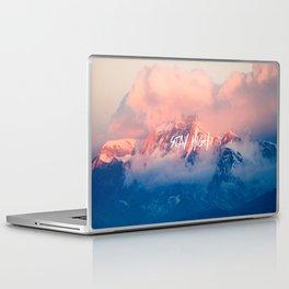 Stay Rocky Mountain High Laptop & iPad Skin