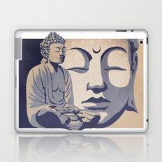Zen Buddha: Awakened and Enlightened One Laptop & iPad Skin