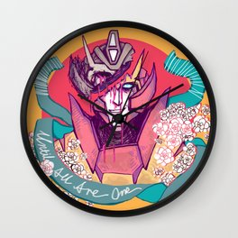 UNTIL ALL ARE ONE Wall Clock