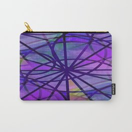 Arcs and Light Carry-All Pouch