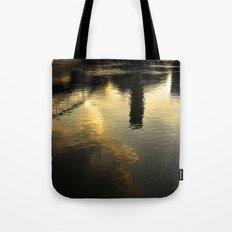 Reflection of Tortosa Tote Bag