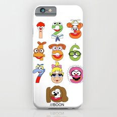 Muppet Babies Numbers iPhone 6s Slim Case
