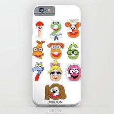 Muppet Babies Numbers iPhone 6 Slim Case