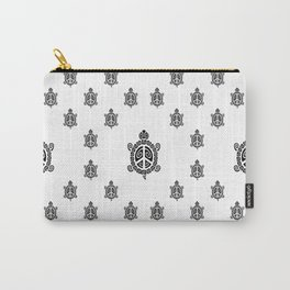Peace Tortoise Carry-All Pouch