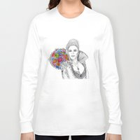 once upon a  time Long Sleeve T-shirts featuring Once upon a time... by Geek World