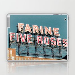 Farine Five Roses Laptop & iPad Skin