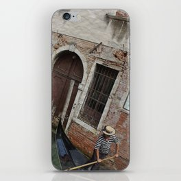THIS MUST BE THE PLACE: VENICE iPhone Skin