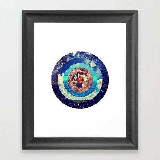Sphere Of Dreams Framed Art Print
