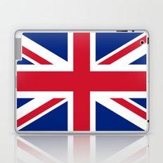 UK Flag - High Quality Authentic 1:2 scale Laptop & iPad Skin