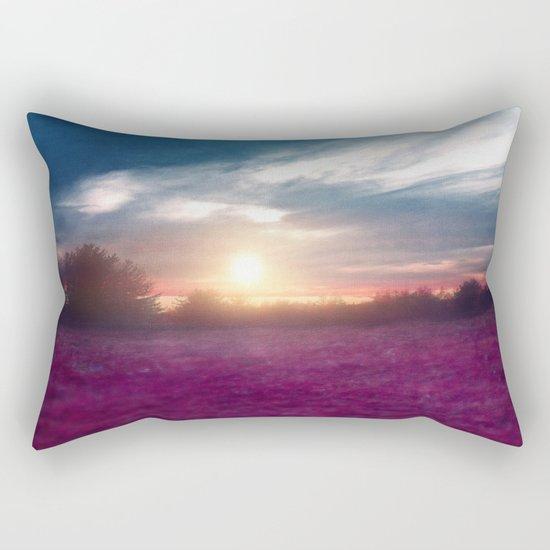 Sunset I C. Rectangular Pillow